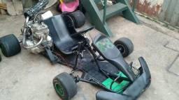 Kart motor Honda 125, usado comprar usado  Brasília