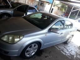 Vectra sedan automático 2007 completo - 2007