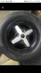 Rodas Cruz de Malta somente rodas sem pneus