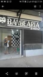 Barbearia locação