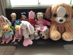 Brinquedos lindos retirar em Quatro Barras