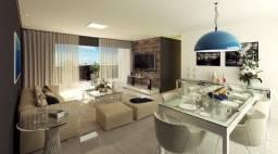 M: Chance Ùnica! Apartamento Novo No Horto| 3 Suítes, com Varanda Estendida