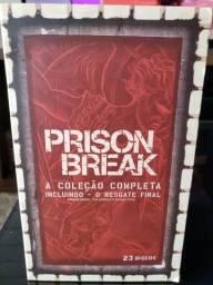 Box Prison Break 1ª Á 5ª