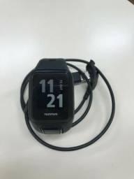 Relógio com GPs TomTom Spark 3 Basic - Preto - Large