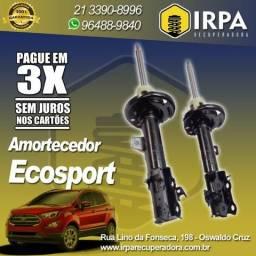Amortecedor Recondicionado Remanufaturado - Par Dianteiro - Ecosport Moderna comprar usado  Rio de Janeiro