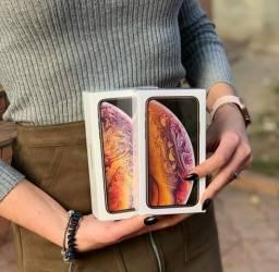 IPHONE XS MAXX - 64GB (Garantia 12 Meses Mundial Apple) *Preto/Branco Ou Dourado