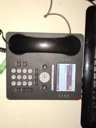 Telefone sip IP avaya 9608 3cx freepabx