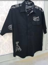 Camisa Gibson Tamanho Large Original Made in USA
