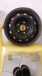 Roda de ferro p HR