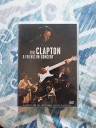 Dvd Eric Clapton in Concert