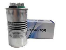 Capacitor De Partida Ar Condicionado Duplo 20+5 Uf 380 Vac