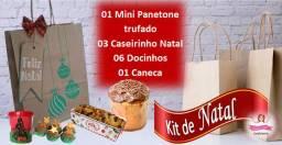 Kit de Natal - Presenteie quem você ama! (Divino Cake)