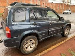 GM jeep tracker