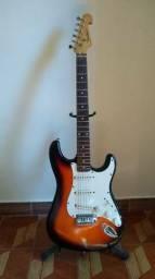 Guitarra Shelter USA Califórnia Standard comprar usado  Itajubá