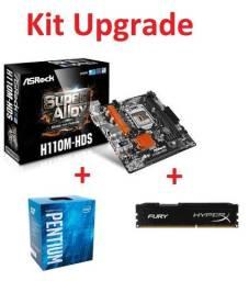 Kit Intel DDR4, Kit Upgrade !