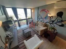 AP7836 - Apartamento com 3 dormitórios à venda - Coqueiros - Florianópolis