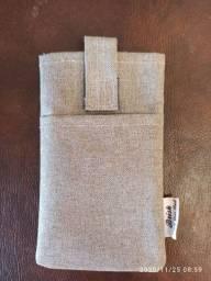 Capinha Porta celular de bolsa mochil
