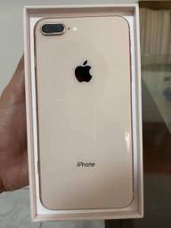 iPhone 8 Plus gold rose