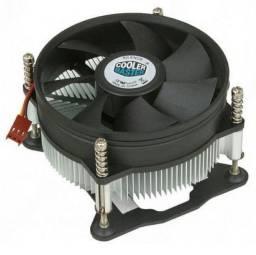 Cooler Cpu Lga 1156 I7/i5/i3 95wat Silencioso
