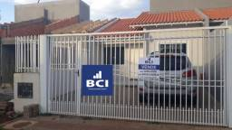 Título do anúncio: Casa geminada semi mobiliada no Bairro Desbravador em Chapecó (cód.1168)