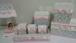 Kit higiene bebê personalizado
