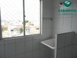 Apartamento à venda com 2 dormitórios em Sitio cercado, Curitiba cod:91240.001