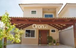 Sobrado com 3 dormitórios à venda, 240 m² por R$ 579.000,00 - Santa Genoveva - Goiânia/GO