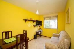 Apartamento para alugar com 1 dormitórios em Jardim sabará, Porto alegre cod:328405