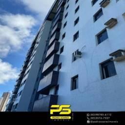 Apartamento com 3 dormitórios à venda, 130 m² por R$ 470.000 - Miramar - João Pessoa/PB