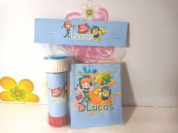 Kits personalizados para festa infantil