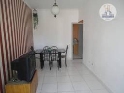 Apartamento com 2 dormitórios à venda, 62 m² por R$ 200.000,00 - Boqueirão - Praia Grande/