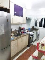 Apartamento com 2 dormitórios à venda, 60 m² por R$ 225.000,00 - Jardim Guapituba - Mauá/S