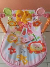 Cadeira de descanso para bebê de até 18kg