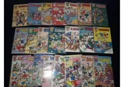 Coleção Completa Disney Superespecial - 1990 - 1 A 22 - Excelente Estado