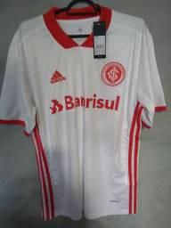Camisa Inter - Branca - Adidas