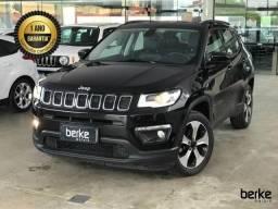 Jeep Compass LONGITUDE 2.0 4x2 Flex 16V Aut. - 2018