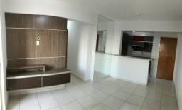 Apartamento no Setor Negrão de Lima, 2 quartos, 1 suíte, 2 vagas no subsolo, armários,