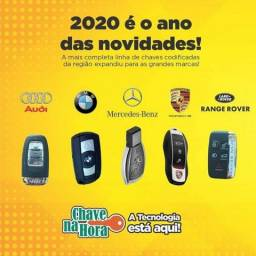 Chaveiro automotivo 24 horas