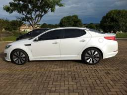Kia Optima novíssimo +top do Centro-oeste