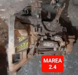 CÂMBIO MAREA 2.4 COM GARANTIA