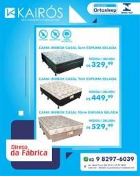 Economia e Qualidade: Cama Unibox Casal à partir de 329$