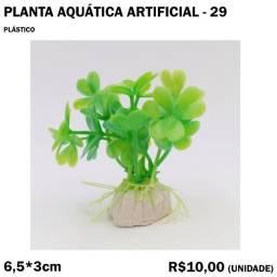 Planta Artificial de Aquário - Modelo 29