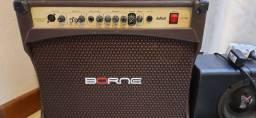 Amplificador violao Borne cv 12100