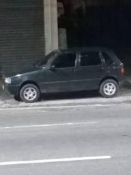 Fiat Uno Fire 2002 - Completo (-direção) GNV