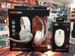 Kit Gamer Headset + Mouse Pc Ps4 Xbox One