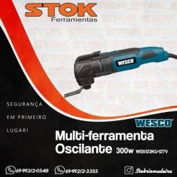Multiferramenta Oscilante 300W Wesco