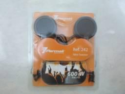 Mini Tweeters Permak 600w (Novos, sem uso) Na embalagem
