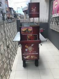 Vendo carrinho de pastel novo