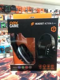 Oex Headset Gamer Ps4 e Xbox One