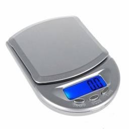 Mini Balança Digital Alta Precisão 0.1g Até 500g Qualidade